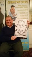 Caricature Artists Hire Manchester Lancashire